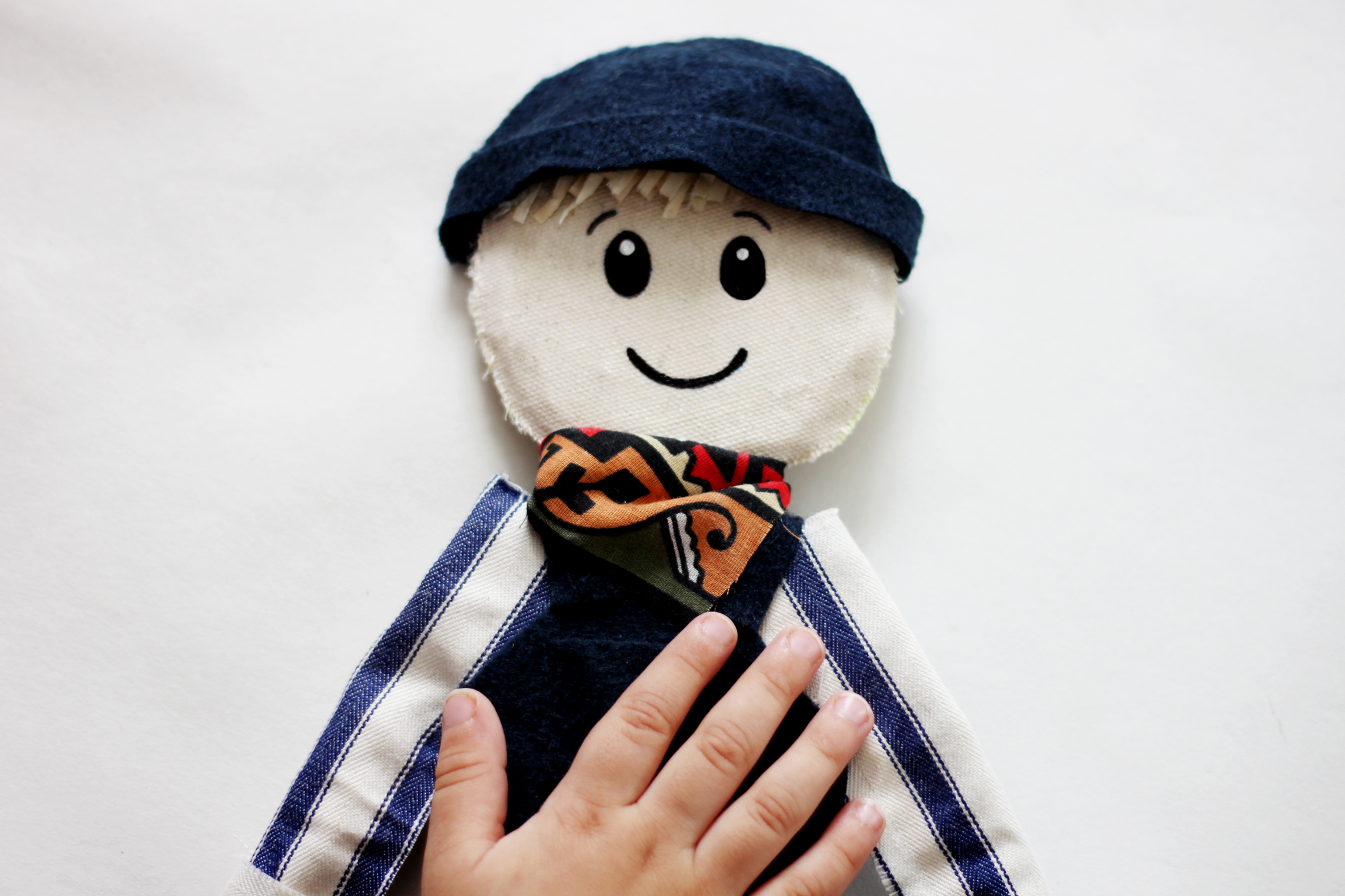 DIY Projects — MINI SCARECROW DIY — All Kids Are Gifted