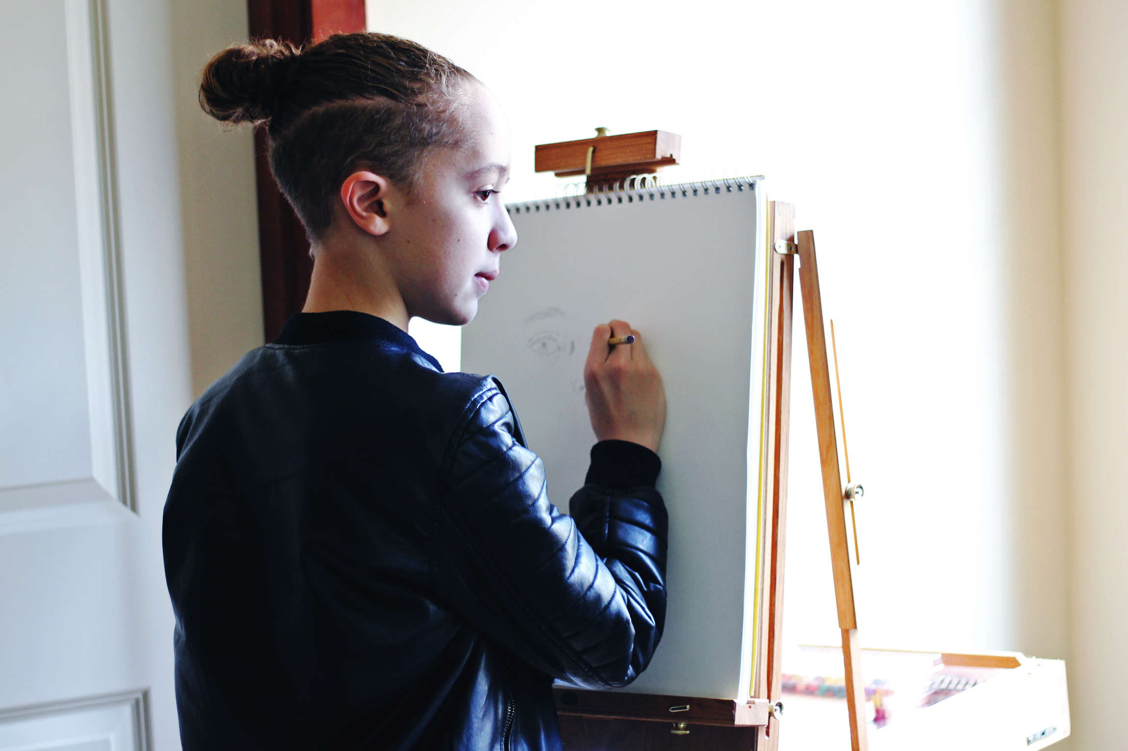 Gifted with Creativity — TO LIVE A CREATIVE LIFE — All Kids Are Gifted