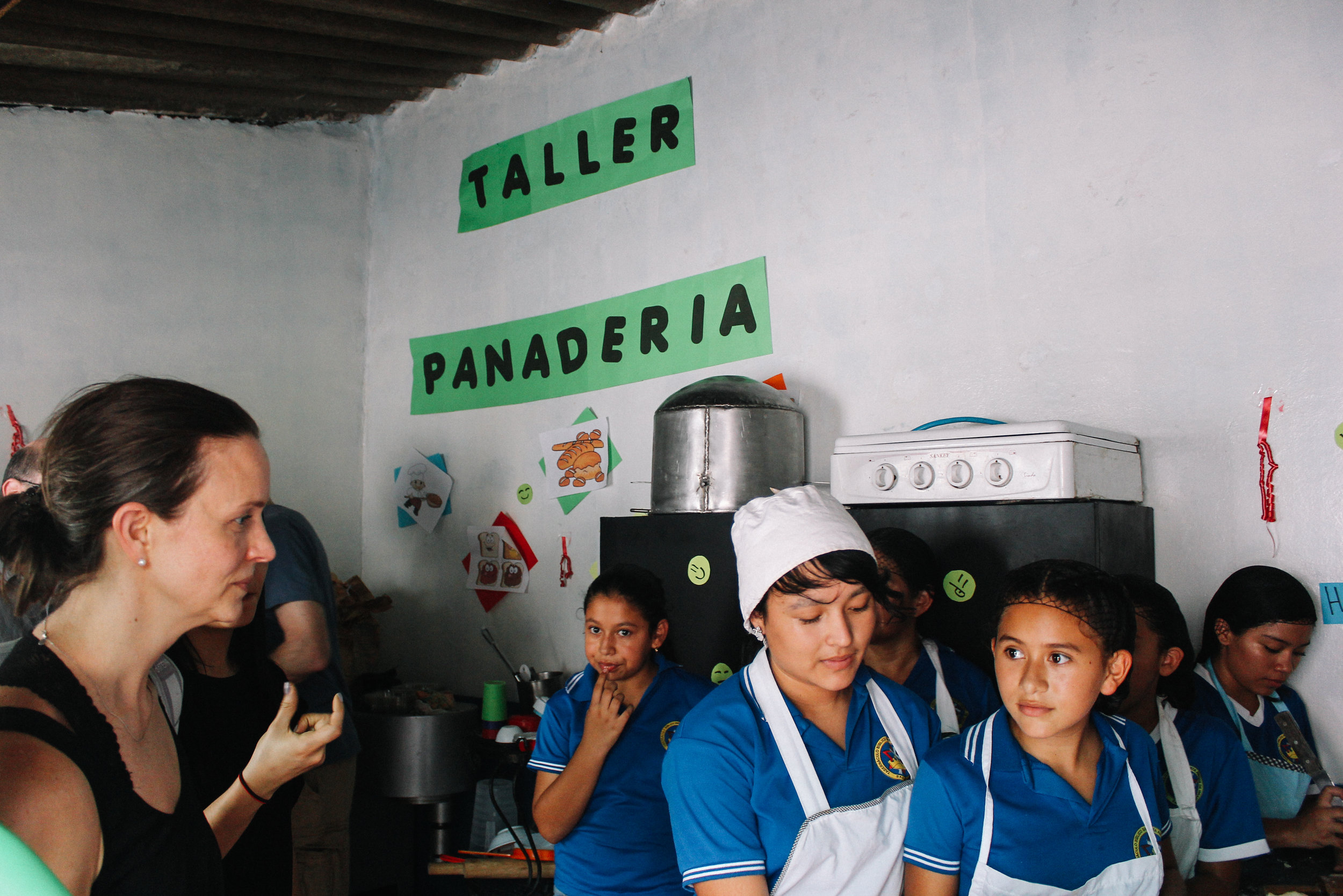 PARTNERSHIPS - DAY 1 IN EL SALVADOR — All Kids Are Gifted