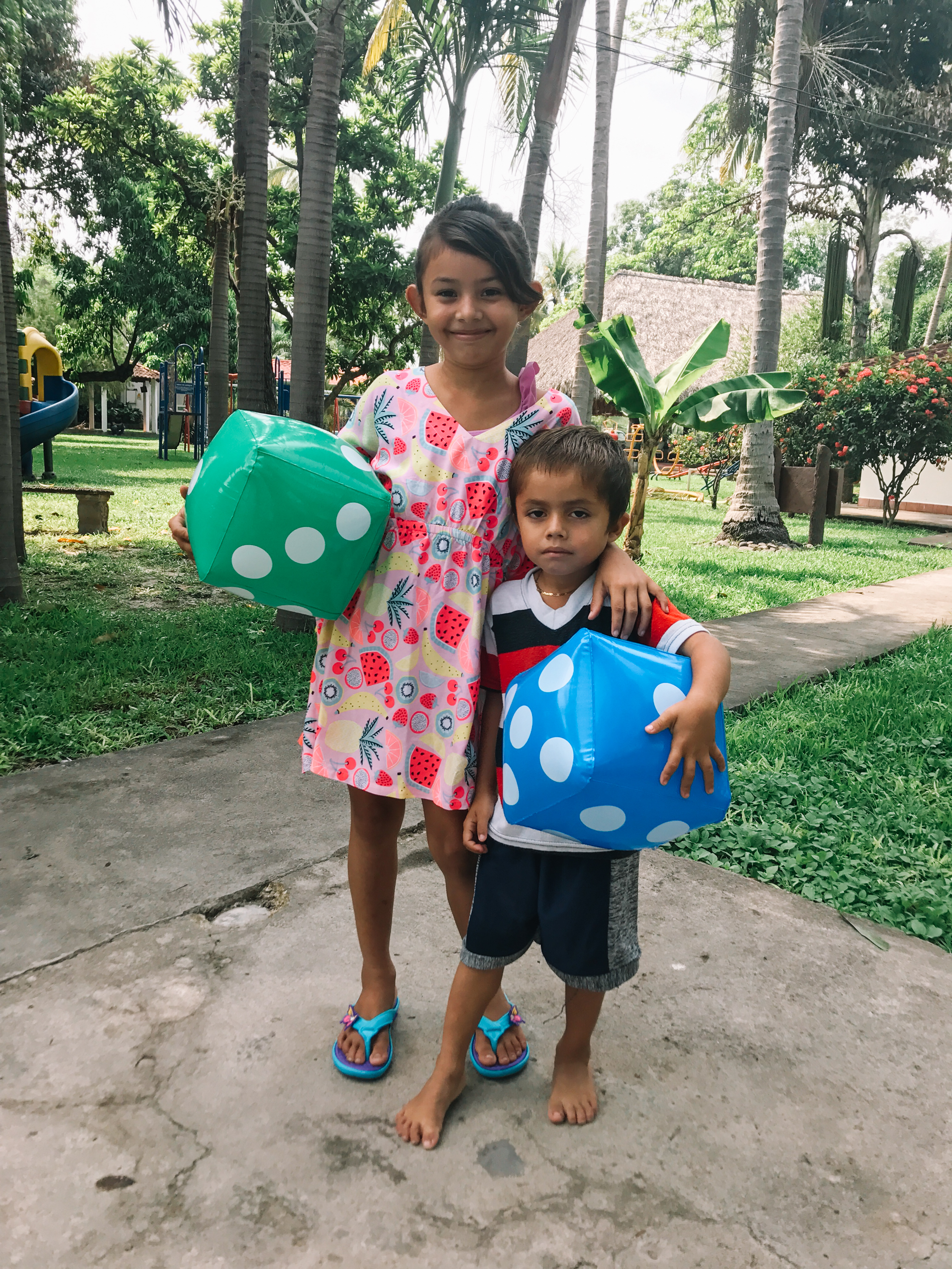PARTNERSHIPS - DAY 2 IN EL SALVADOR — All Kids Are Gifted