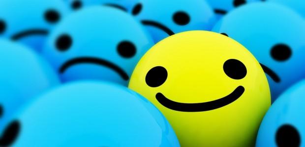 Ons advies: maak uw kleurenkeuze bij voorkeur als u vrolijk bent en lekker in uw vel zit.