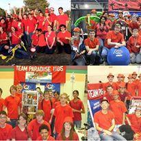 Team 1165 Paradise