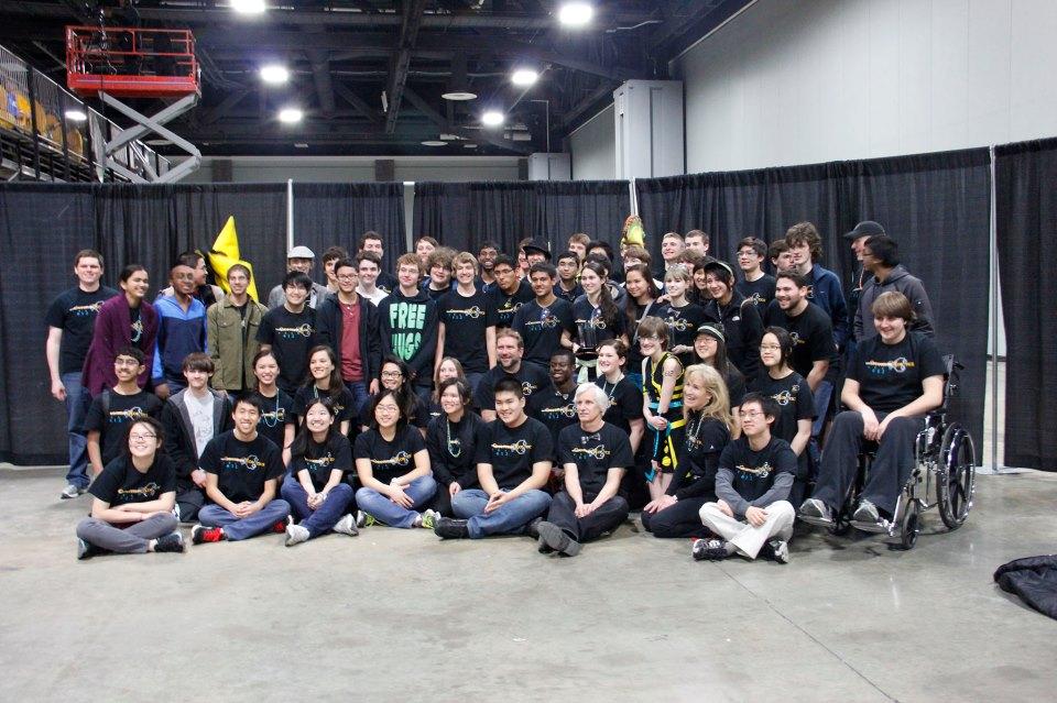 Team 612 Chantilly Robotics