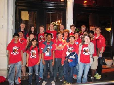 Team 4550 Something's Bruin