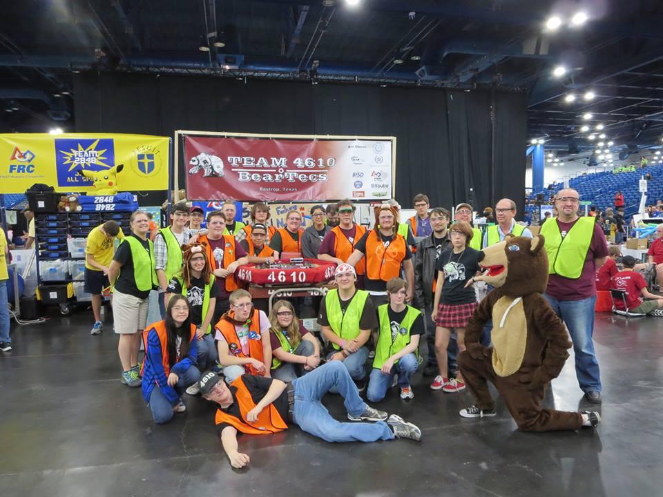Team 4610 BearTecs