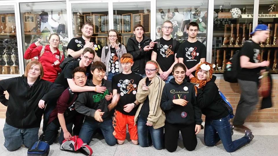 Team 5010 Tiger Dynasty Robotics