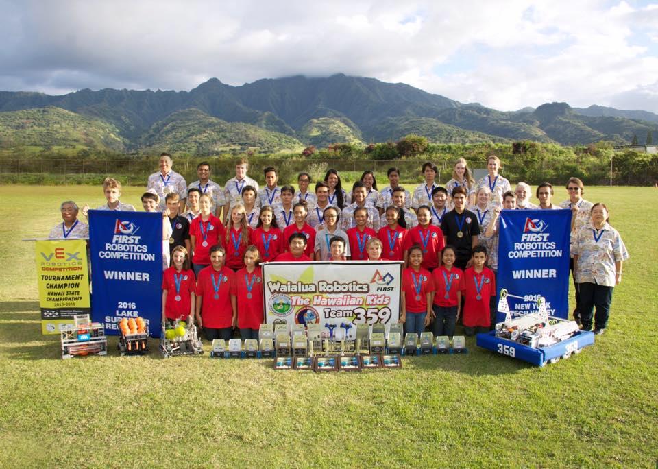 Team 359 Hawaii Kids