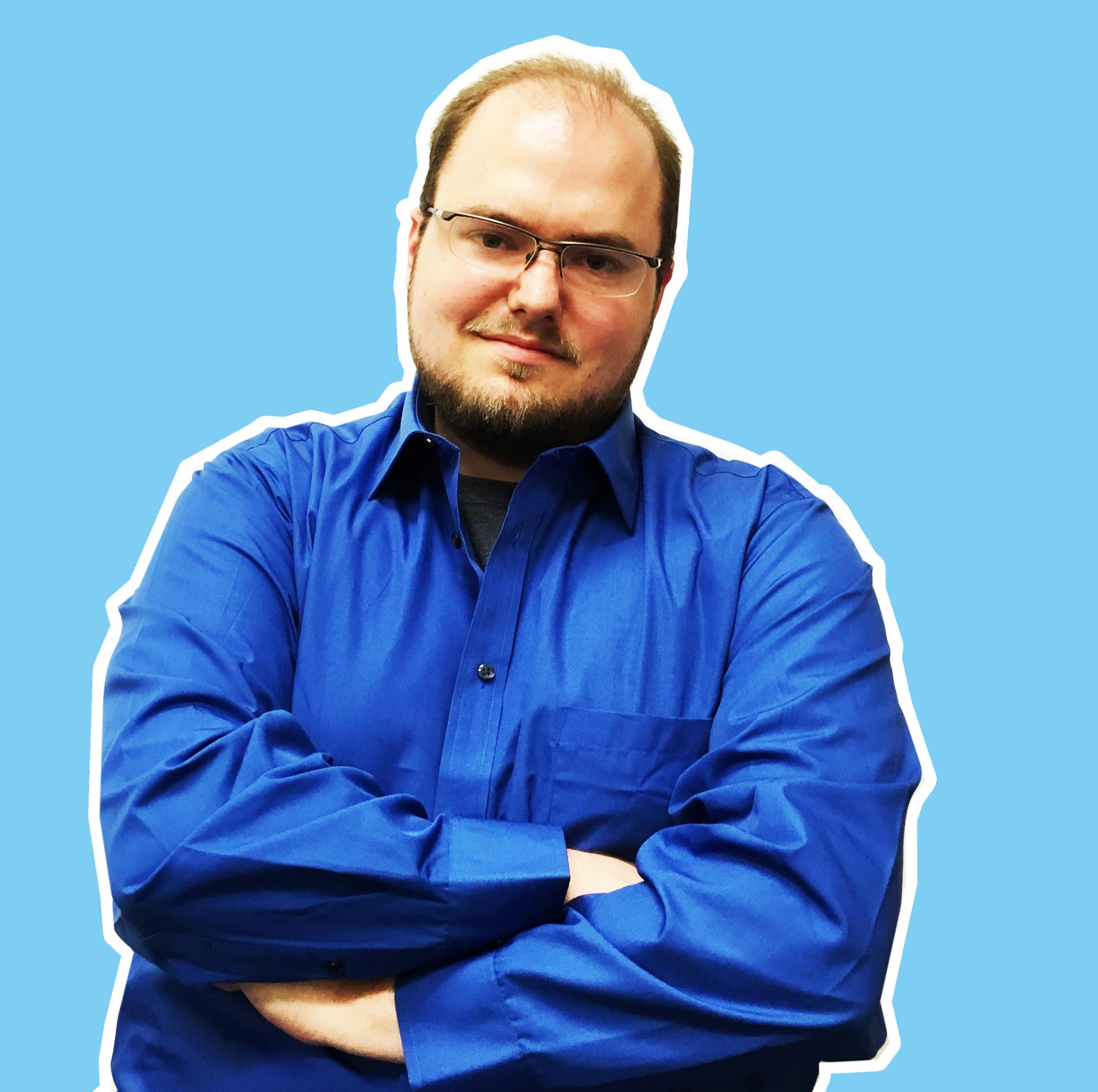 Ryan Grainger (Content Engineer)