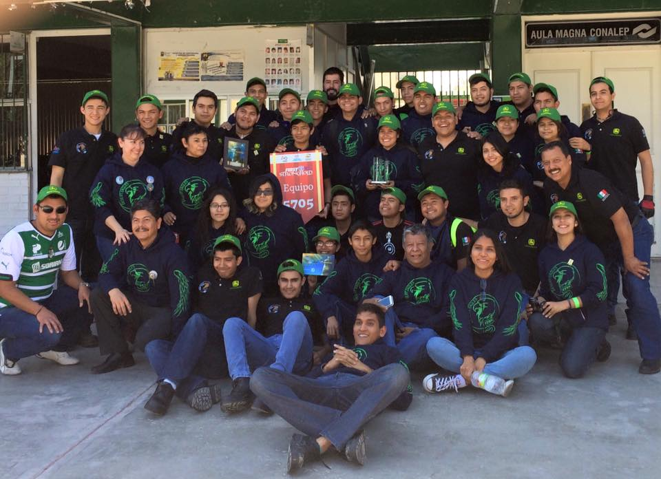 Team 5705 Desert Eagles