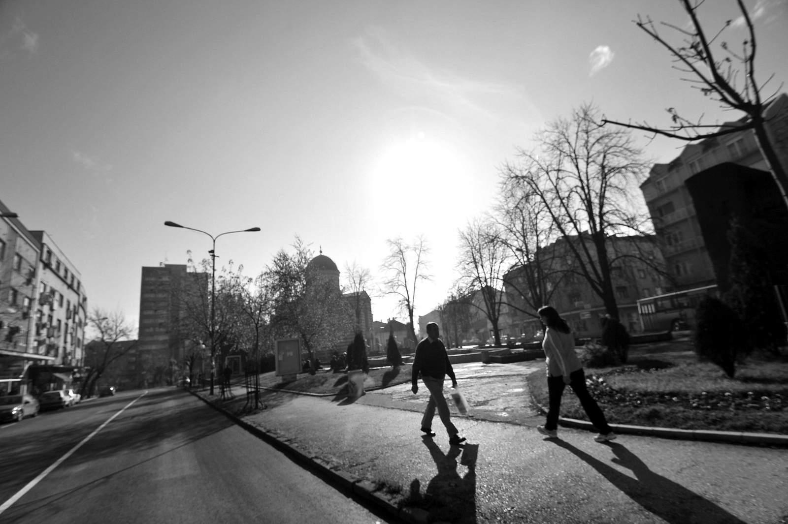 A walk in Kursevac