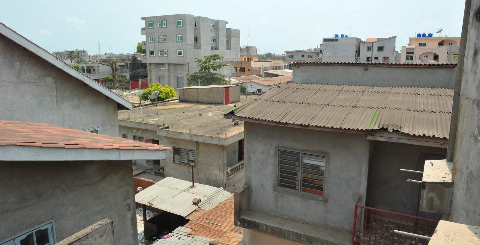 Quartier de Cotonou