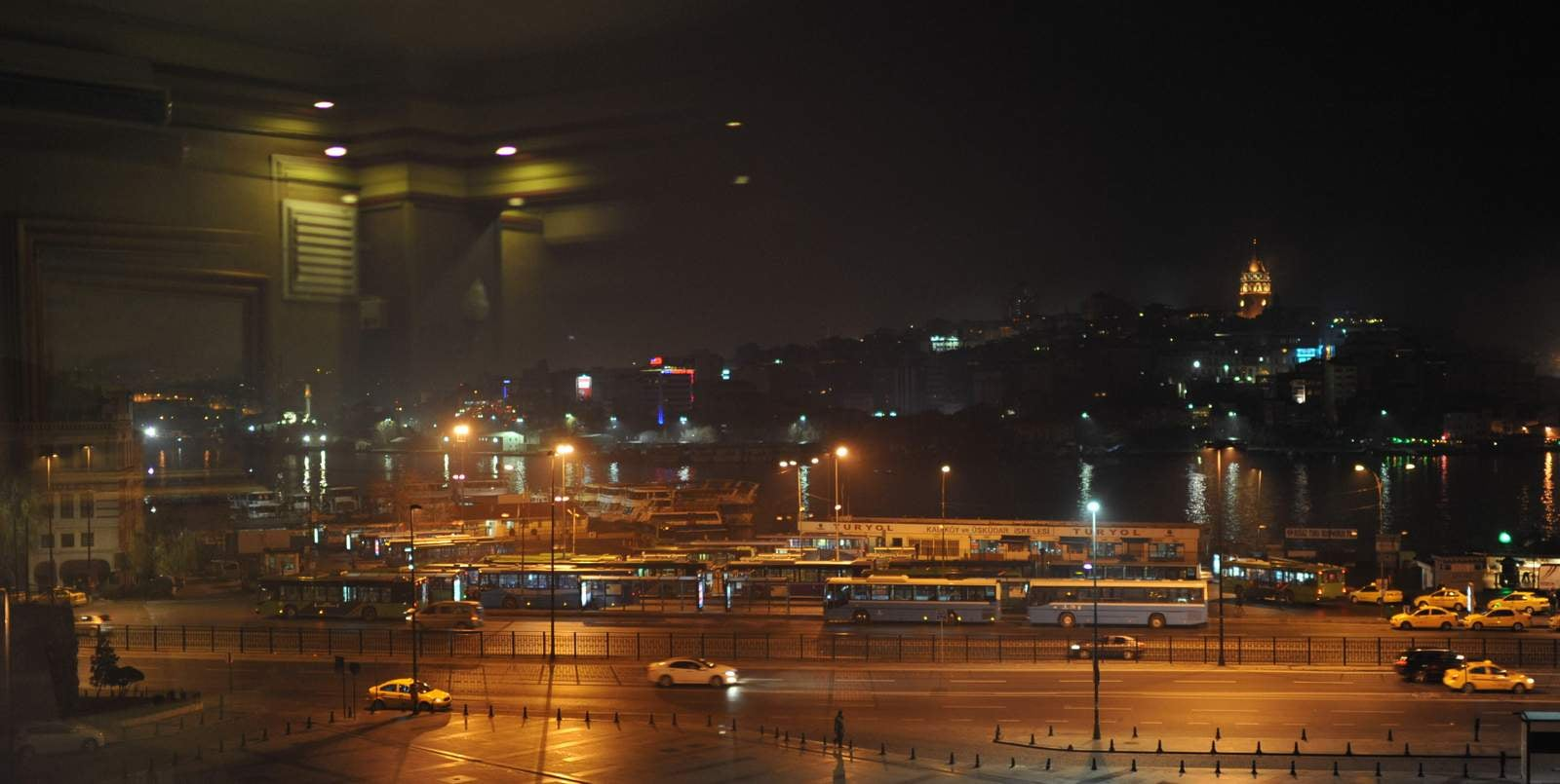 view from Hamdi restaurant