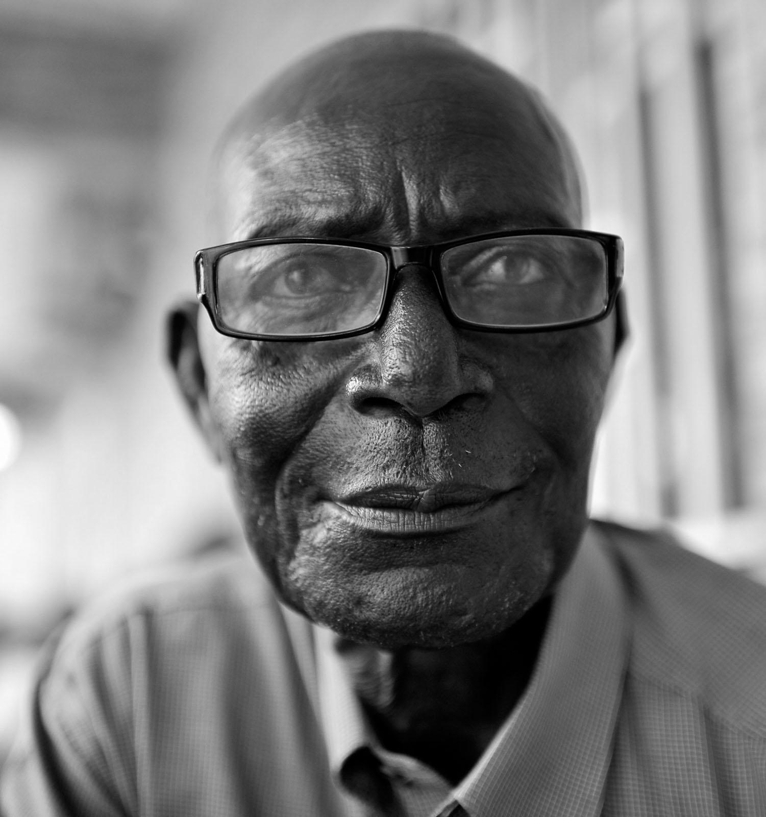 Gentleman, Congo, Kinshasa
