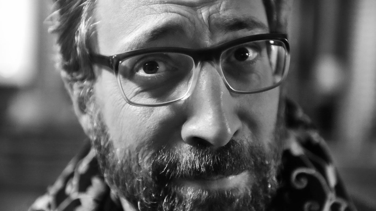 Stefano Stoll, directeur artistique, Vevey