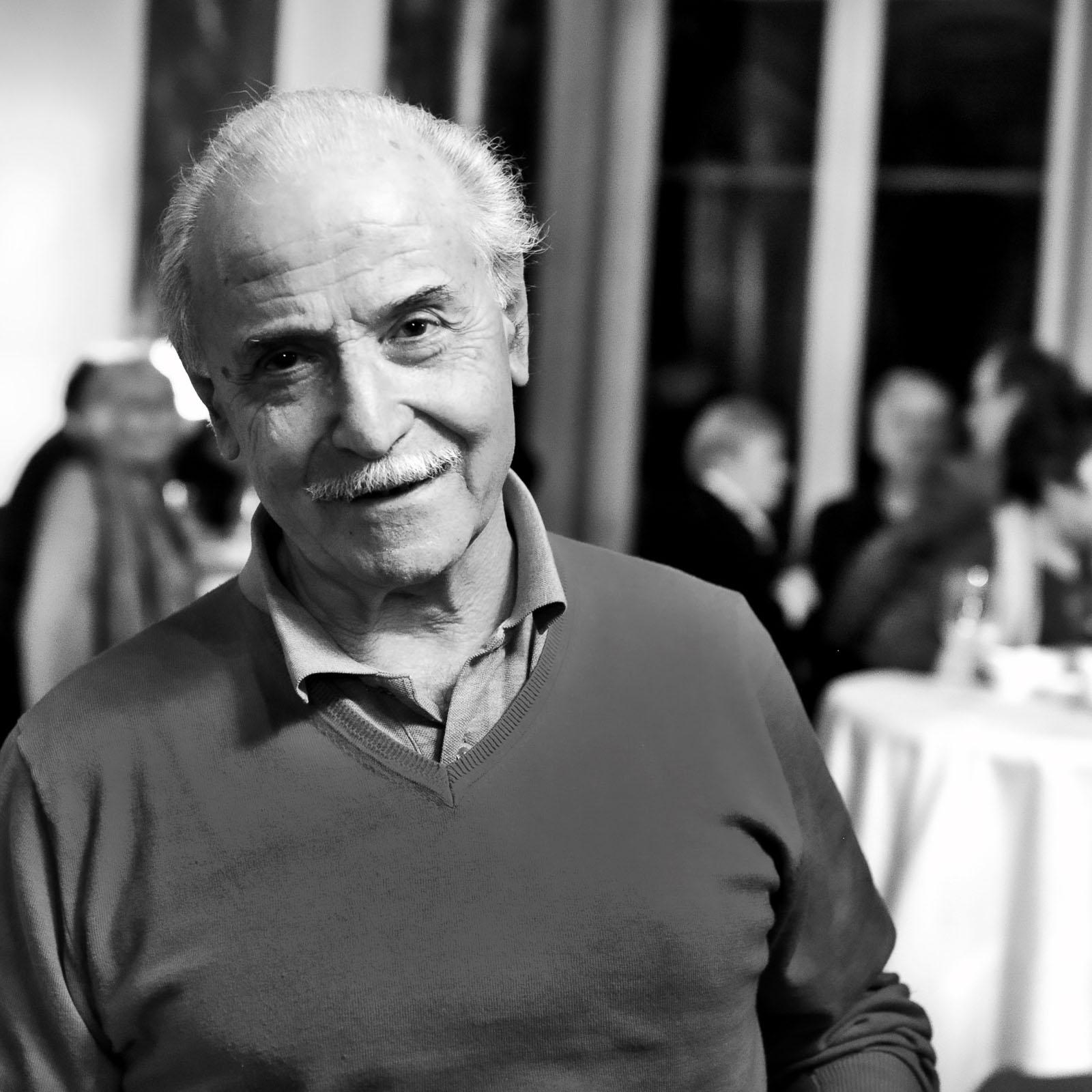 Georges Charlotton, ex-syndic de Corseaux, Vice-Président Association Villa Le Lac
