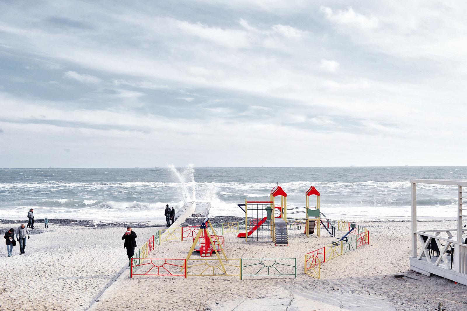 Playful playground