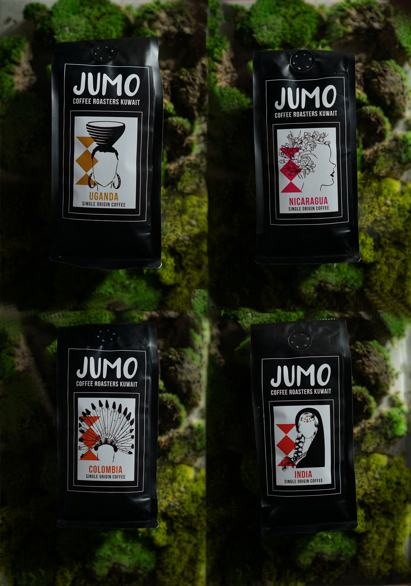 Jumo Coffee Roasters is an artisanal coffee company to the core. By craft-roasting the world's best coffee, we supply cafés and restaurants with our high quality beans. -
