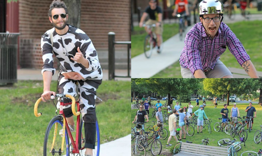 Some photos from the 1st  Breakaway RVA  event! And yes, costumes are encouraged.