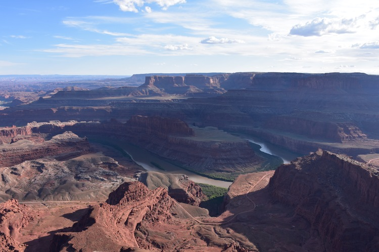 Dead Horse Point, Dead Horse State Park