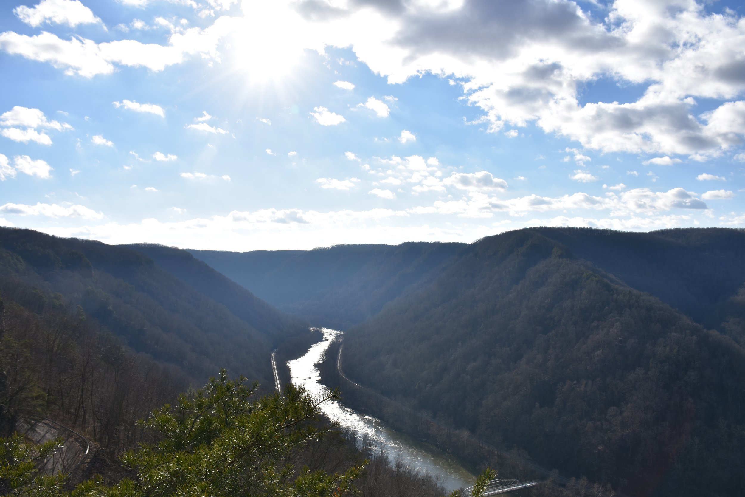 New River, December 2015