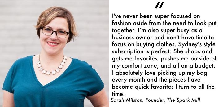 fashion subscription service