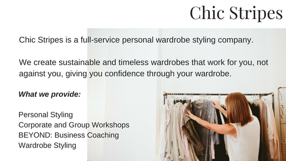 chic stripes personal styling company