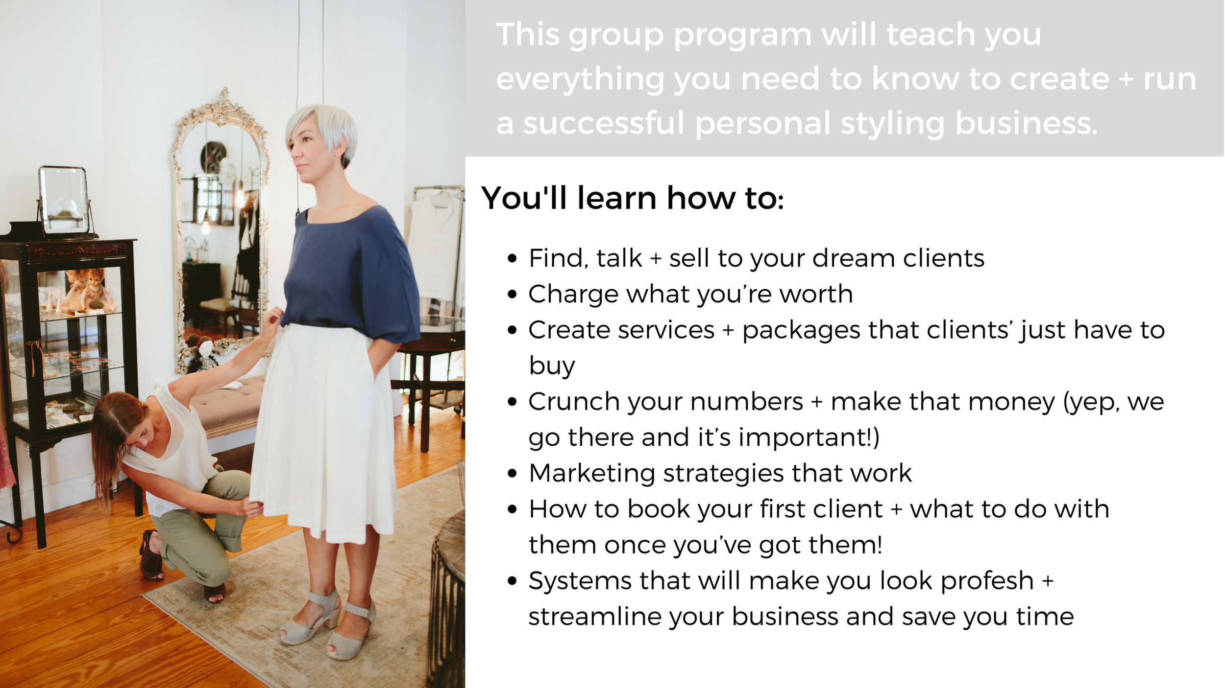 get more clients beyond