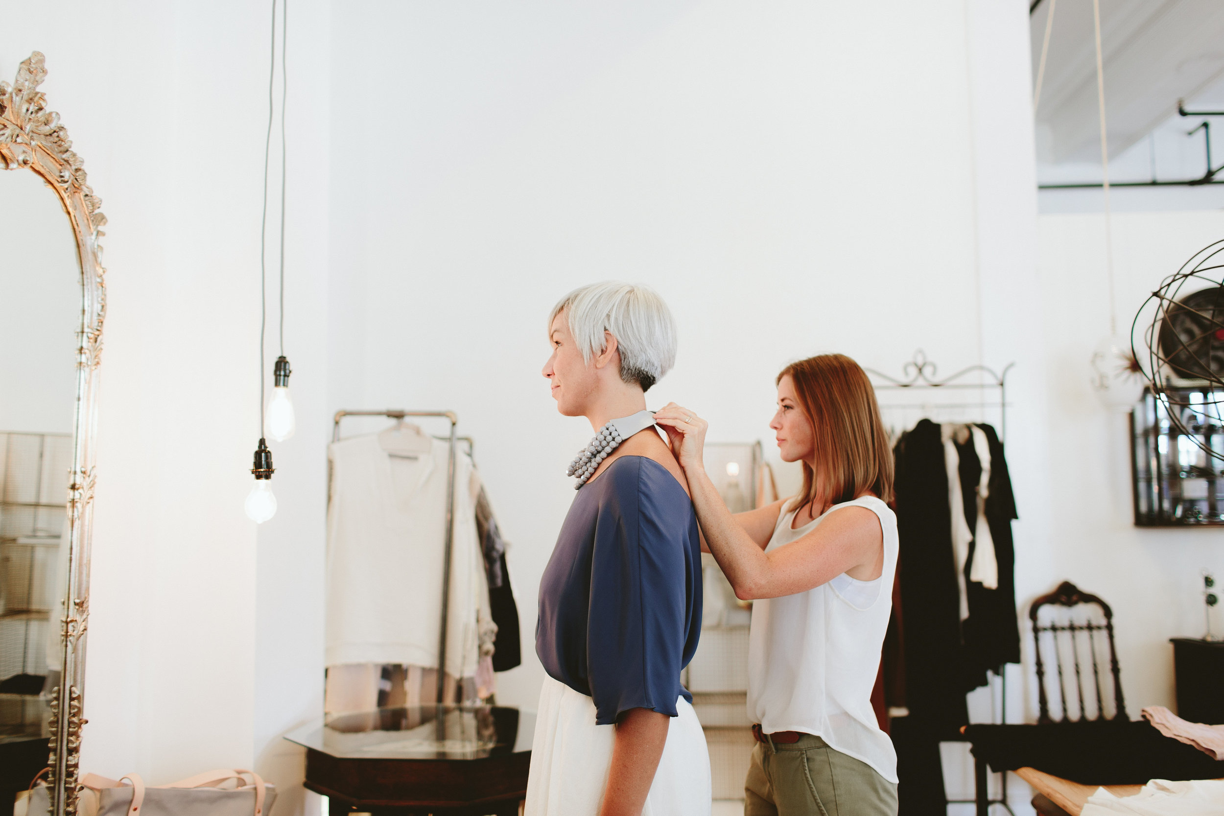 CREATING WARDROBES THAT WORK FOR YOU, NOT AGAINST YOU - As women, we spend a lot of wasted time and money buying clothes that don't fit, are on super sale, or that look good on a mannequin or our friends.But that doesn't mean it works for us.