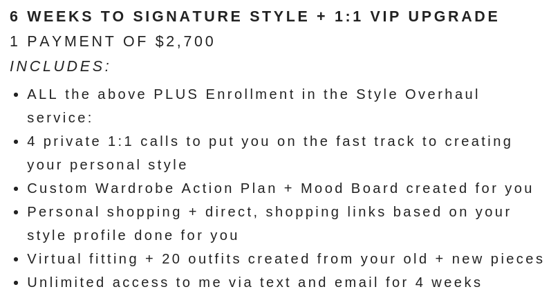 UPDATED of Sales Page - 6 Weeks to Sig Style.png