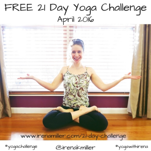 21 Day Challenge Irena S Energy Adventure