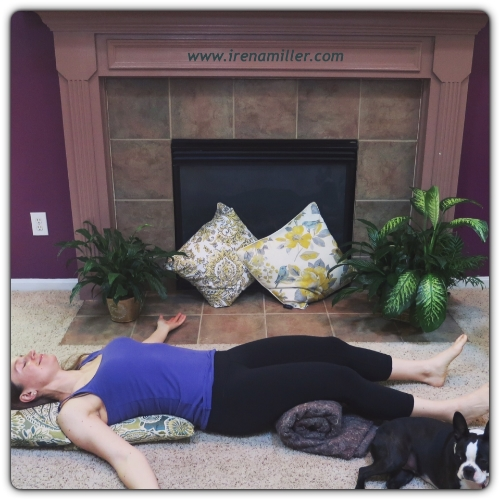 Restorative Yoga Help Low Back Pain Irena