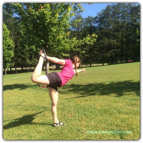 travel yoga dancer irena