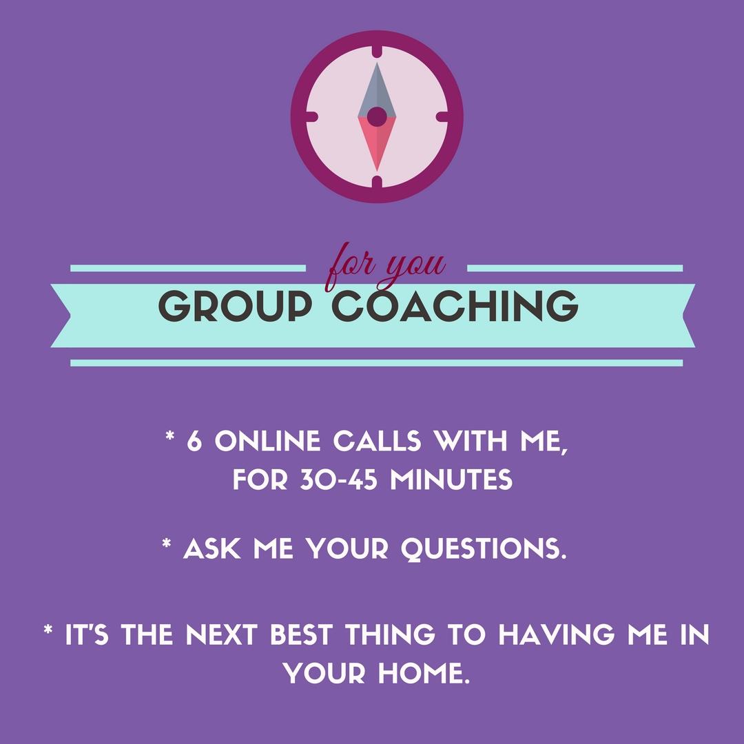 group yoga coaching