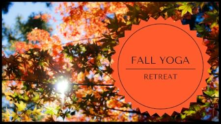fall yoga retreat irena
