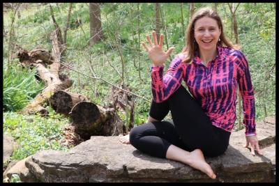 Detox with Yoga Twists. www.irenamiller.com/spring-yoga