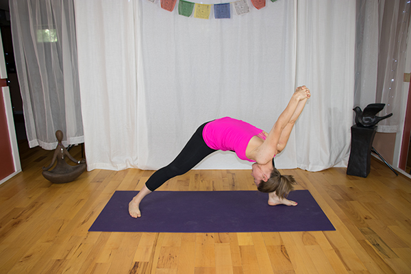 Yoga for a Strong Back and Core. www.irenamiller.com