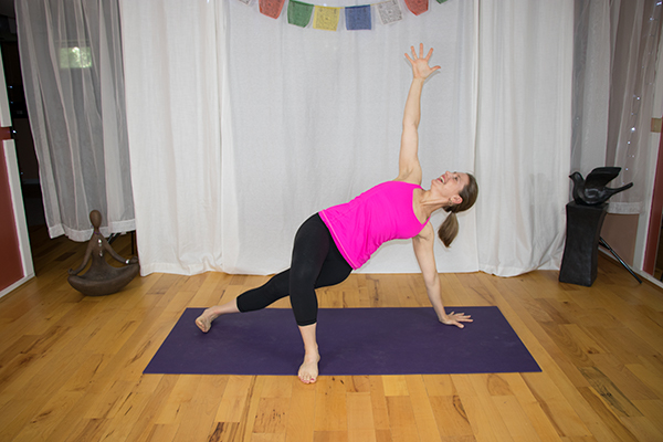 Yoga for Strong Arms, Back, and Core. www.irenamiller.com