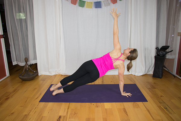 Yoga for Strong Core, Back, and Arms. www.irenamiller.com