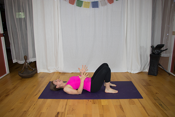 Yoga for a Strong Back. www.irenamiller.com