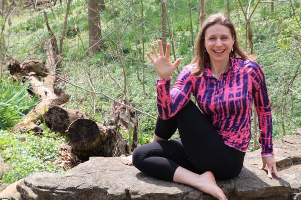 Detox with Yoga with Irena Miller www.irenamiller.com