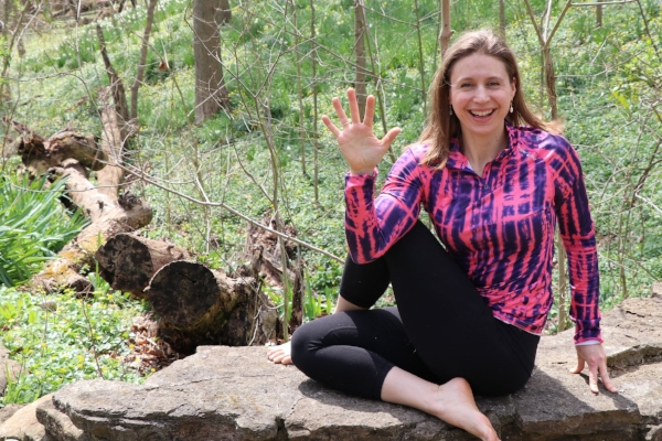 Detox and ditch the heaviness of winter with yoga with irena miller. www.irenamiller.com