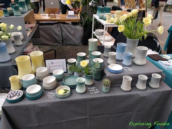 Vildersbøll ceramics