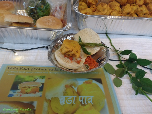 Another version of Vada Paav