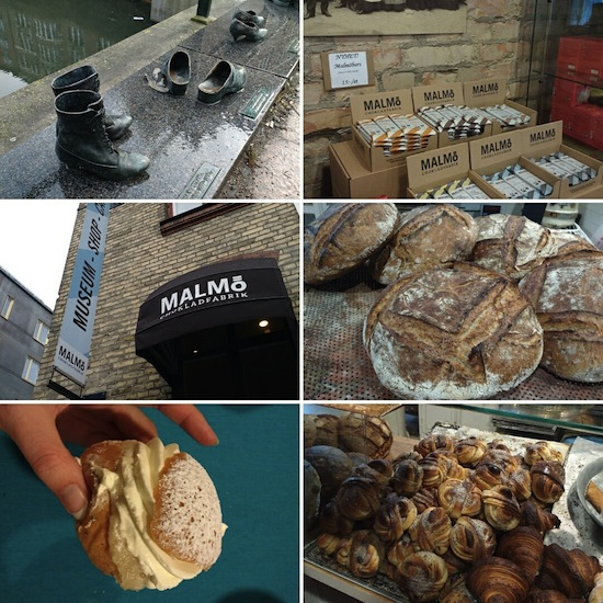 Malmö trip in six pictures. As you can see it was totally food/ bakery inspirational trip :)