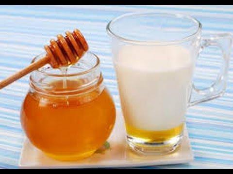 Milk and honey (source: https://i.ytimg.com/vi/bOrwg-l3ifs/hqdefault.jpg )