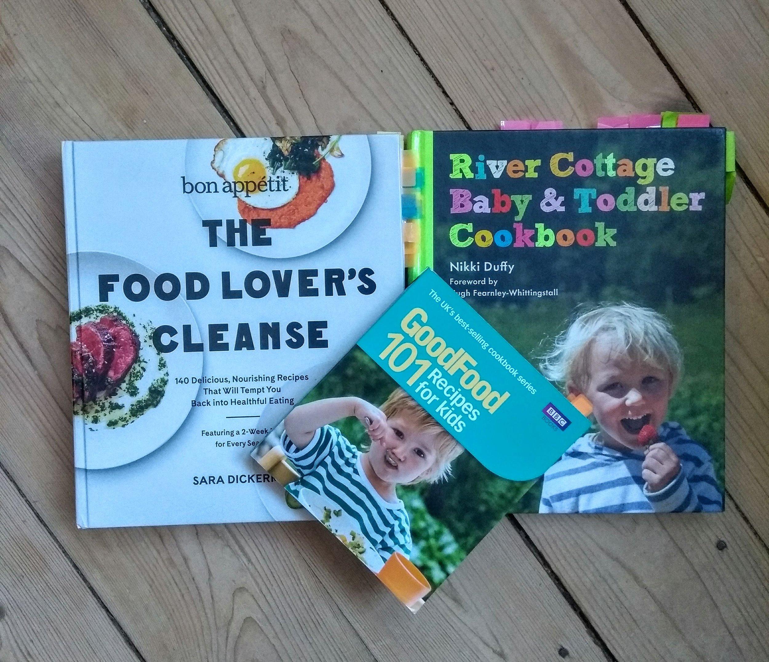 Cookbook Inspiration Bon appetit, GoodFood and River Cottage.jpg