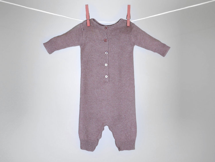 Bumbleberry Kids, Toronto, 0-6 months Cashmere Layer, $15.00, available  HERE .