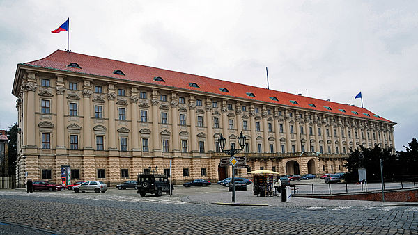 Czernin Palace, Prague (Wikipedia)