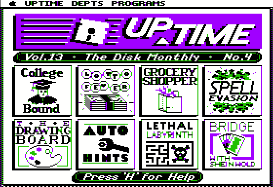 154152-lethal-labyrinth-apple-ii-screenshot-uptime-menu-system-w.png