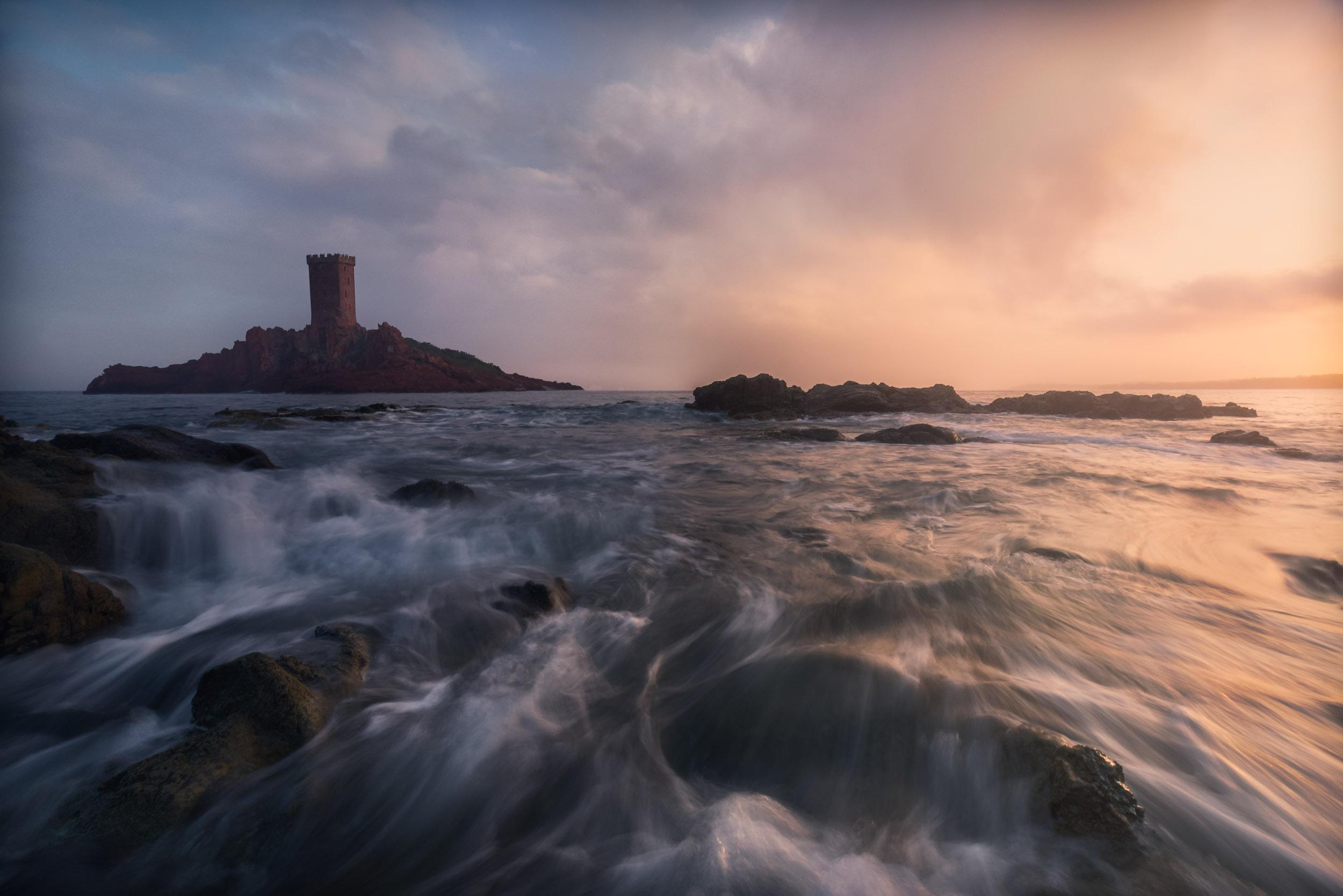 Poseidon's Fortress